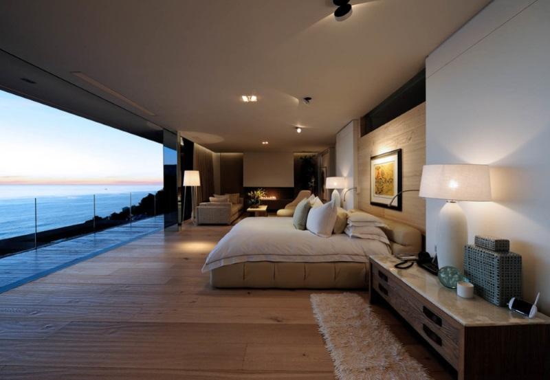 Спальня в южноафриканском стиле от от Peerutin Architects
