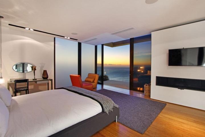 Спальня в южно-африканском стиле