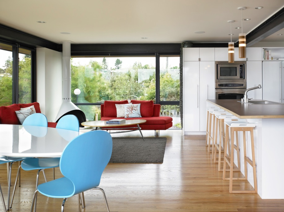 Красивый и современный мебельный гарнитур