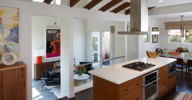 Чудесный декор кухонной зоны