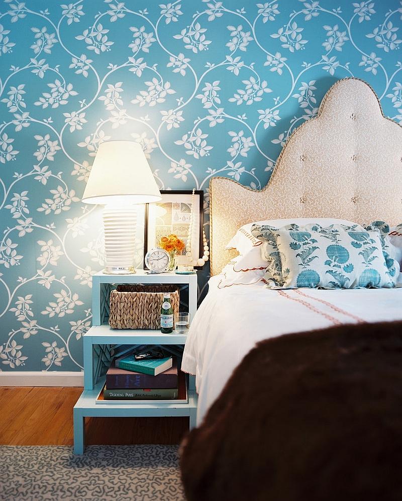 Элегантность и простота царит в этой спальне