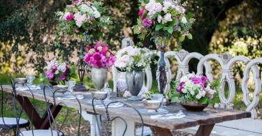 12 идей для оформления праздничного стола ко Дню матери