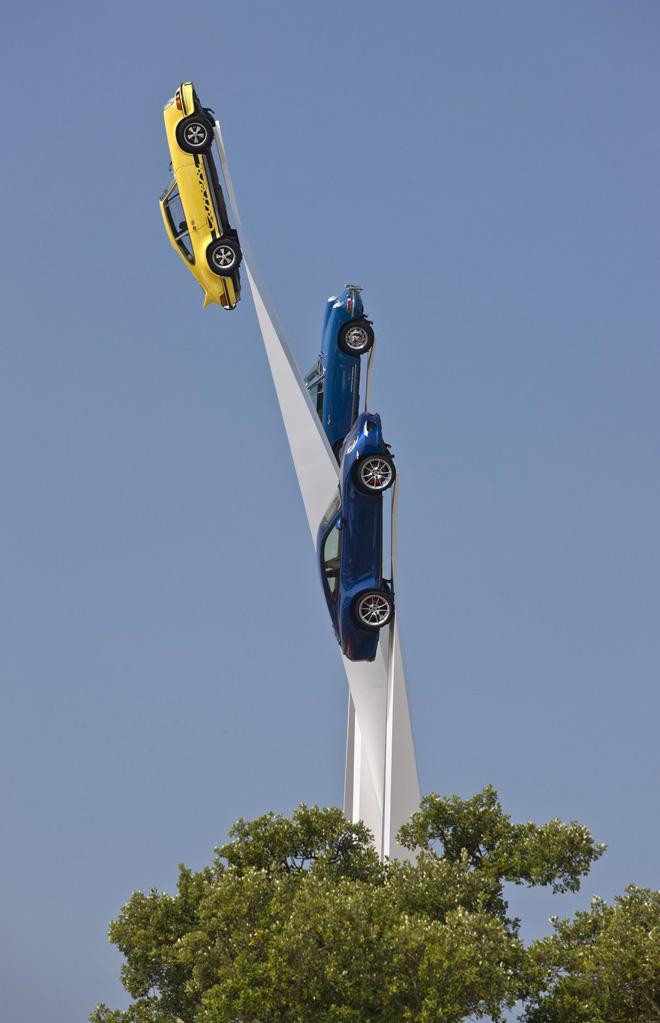 Юбилей Porsche на Goodwood Festival of Speed