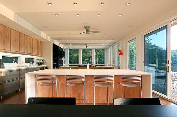 Интерьер комнат с низкими потолками. Фото современных решений