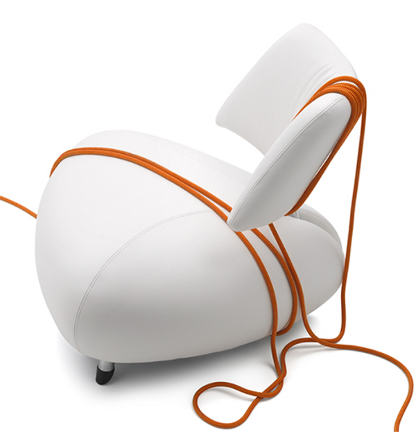 Designer Sessel Polifemo Adrenalina