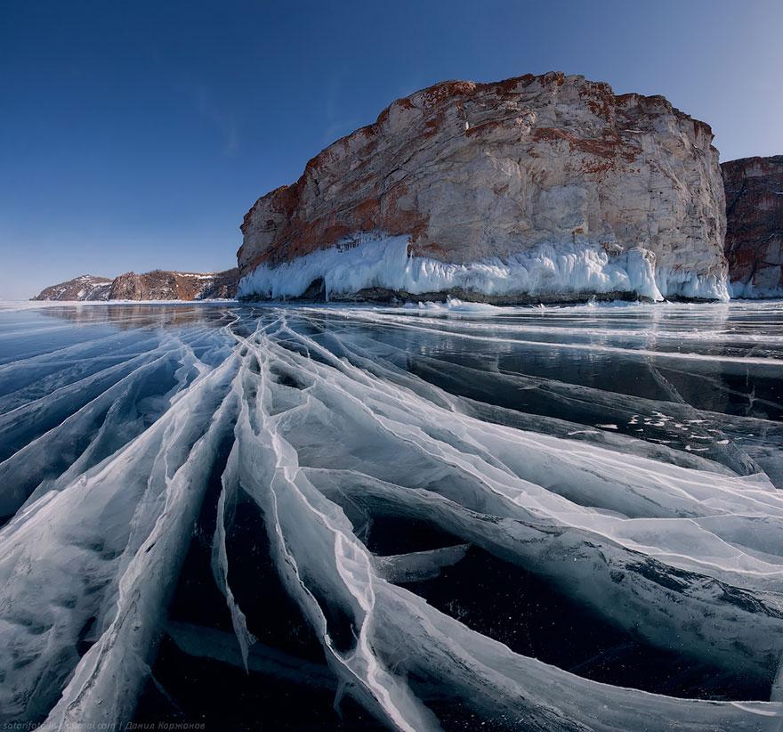 Озеро Байкал в России