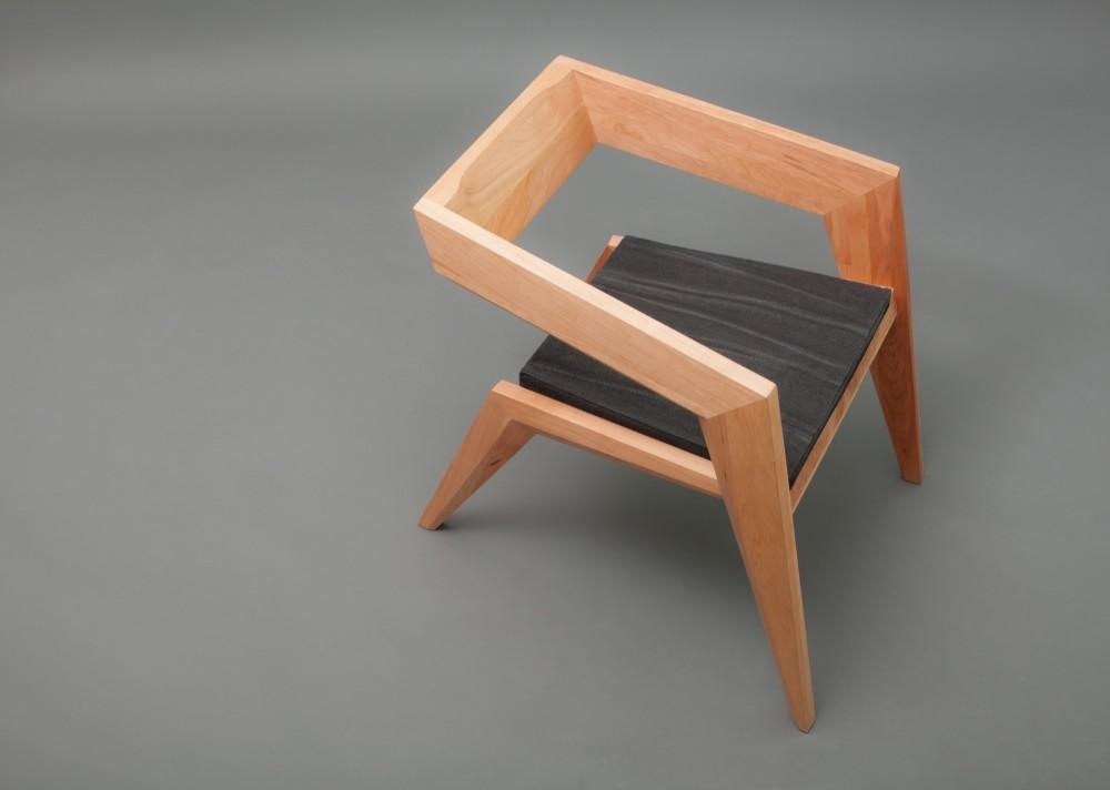Оригинальные стулья своими руками 46