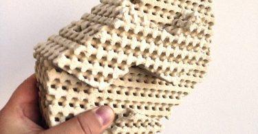 Изобретение 3D кирпича