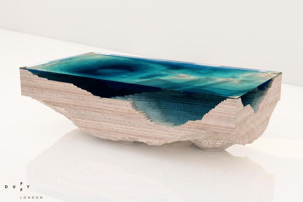 Креативный предмет мебели от дизайнера