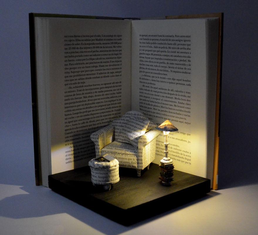 Домашний уют прямо на страницах книги