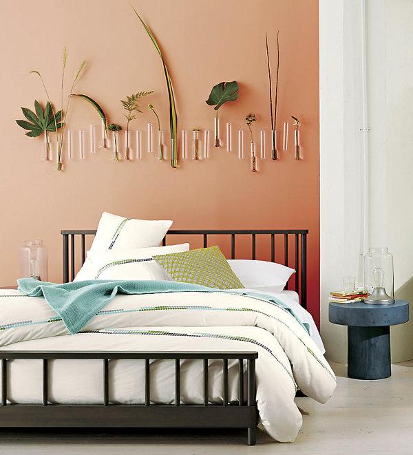 Подвесные вазы для декорирования комнаты