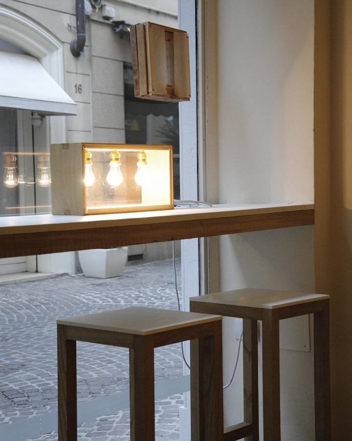 Дивная лампа 5054 от Archiplan Studio Associato