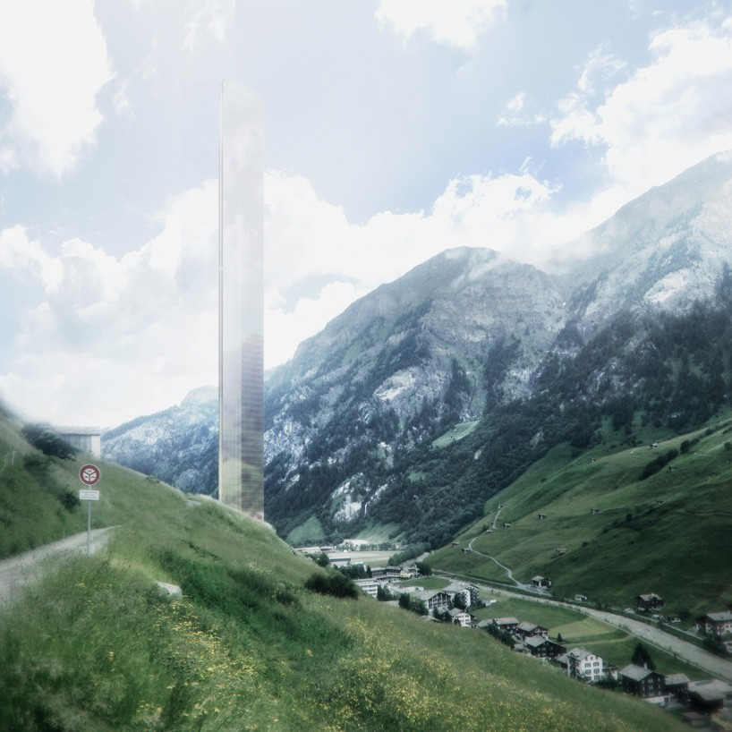 Уникальная конструкция башни Tower 7132