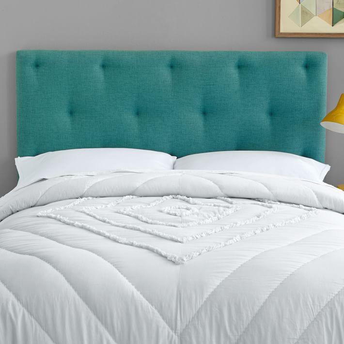 Идеально простое, но изысканное сочетания цветов кровати
