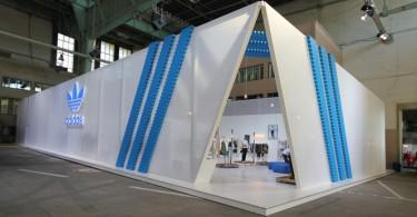 Яркий и стильный дизайн от «Mynt» для бренда «Adidas»
