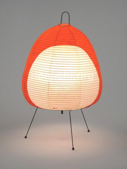 Уникальный светильник Akari от Isamu Noguchi
