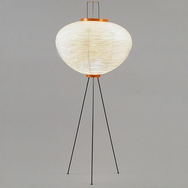 Прекрасный светильник Akari от Isamu Noguchi
