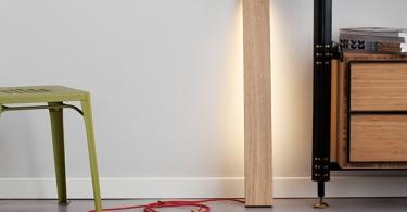 Красивая лампа