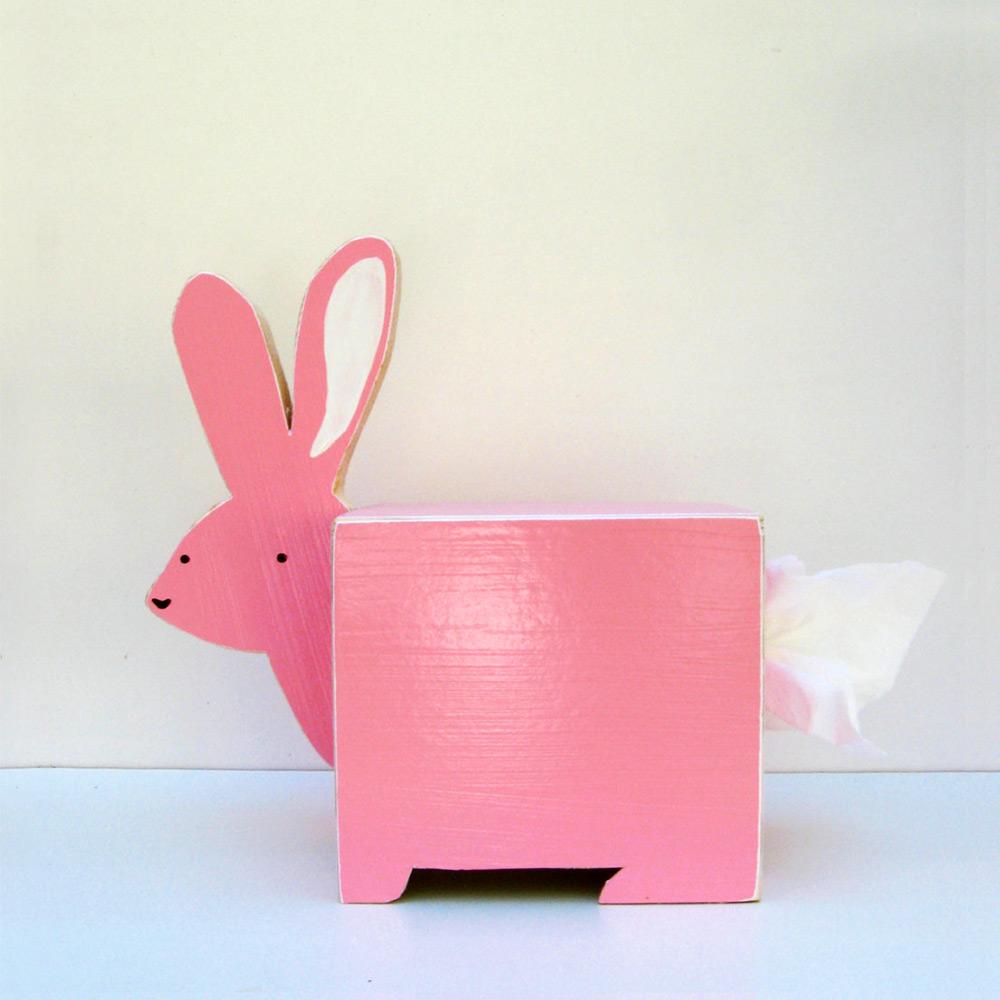 Подставка в виде зайца
