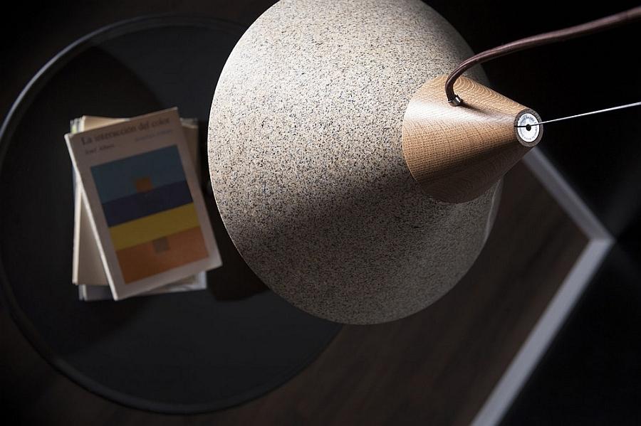 Флакон дизайнерского светильника