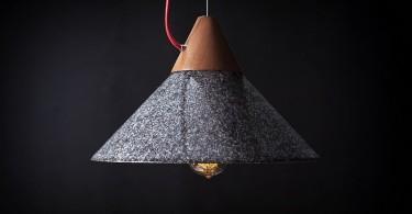 Образы античной архитектуры в дизайне светильников MIKA 350