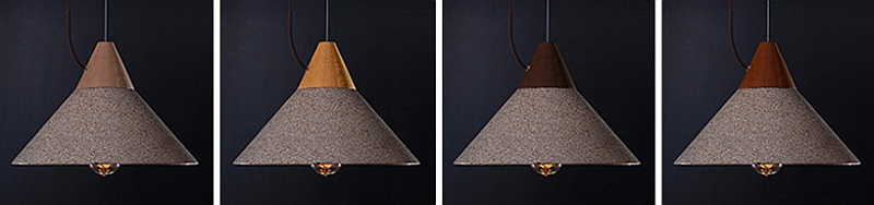 Lamps handmade - photos of the creations of the company ASTUDIO