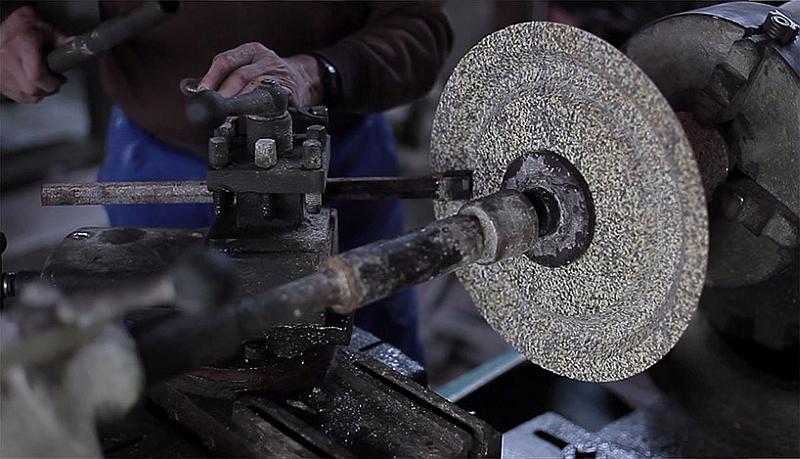 Процесс создания подвесного светильника