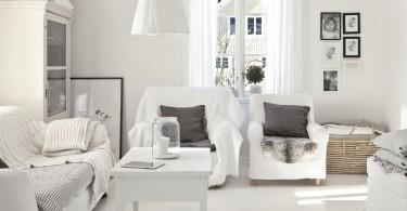 Создание комфортного и уютного жилья с помощью элементов скандинавского стиля