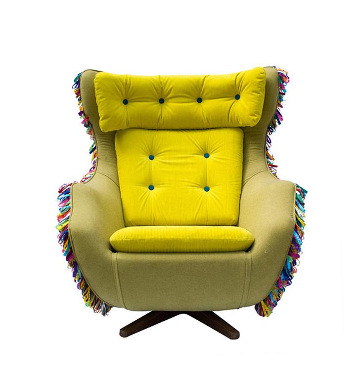 Кресло Bahia от 20age