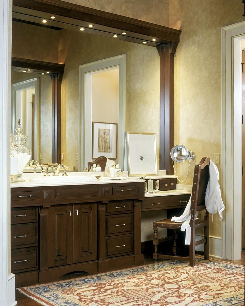 Чудесная подсветка зеркала в ванной комнате