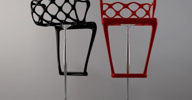 Креативный барный стул от Лидия Коломиджетс