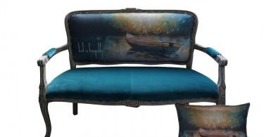 SKY: вдохновляющая коллекция мебели от Ирины Неаску