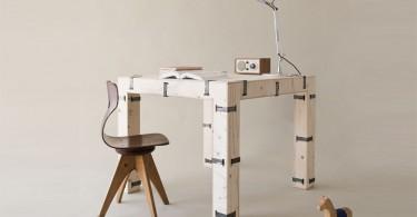 Модульный столик Pakiet от Zieta Prozessdesign