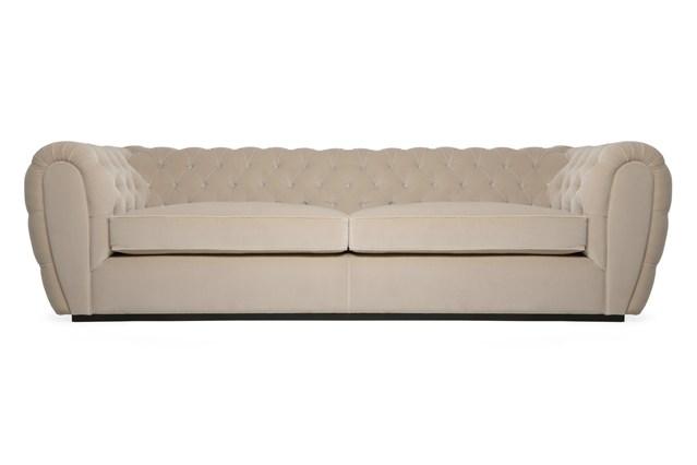 Низкая спинка дивана
