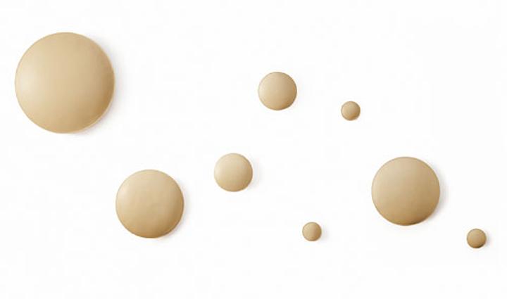 Круглая поверхность мебели Bloated от Damien Gernay