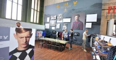 Lyle & Scott: хладнокровие шотландских горцев в коллекциях одежды для мужчин
