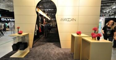 Восхитительная коллекция бренда MARC CAIN на выставке PANORAMA Berlin 2013 Summer
