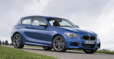 Новая модель BMW M135i