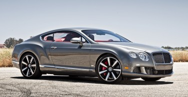 Купе Bentley Continental GTC Speed