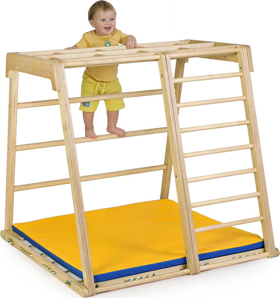 Шикарный детский спортивный комплекс Ранний старт