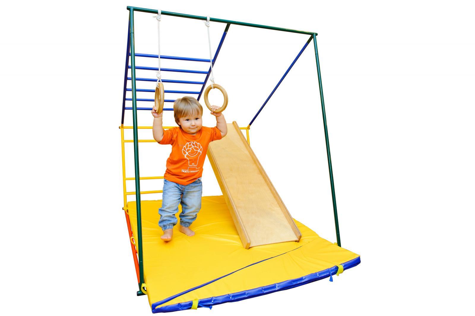 Замечательный детский спортивный комплекс Ранний старт