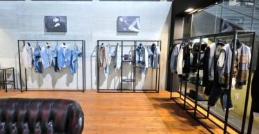 Контраст в мужской одежде от Hamaki-HO на берлинской выставке