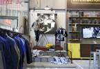 Одежда и обувь для мотоциклистов в оформлении студии Shed, Берлин, Германия