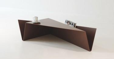 Кофейный столик Gorge от Рамея Кеума