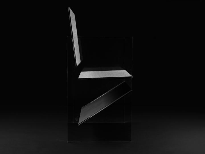 Стеклянная основа для стула