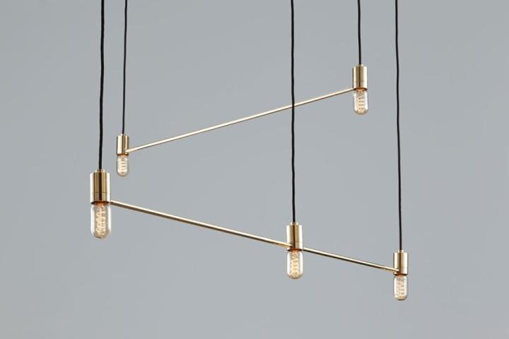 Прекрасные лампы из коллекции Constellation