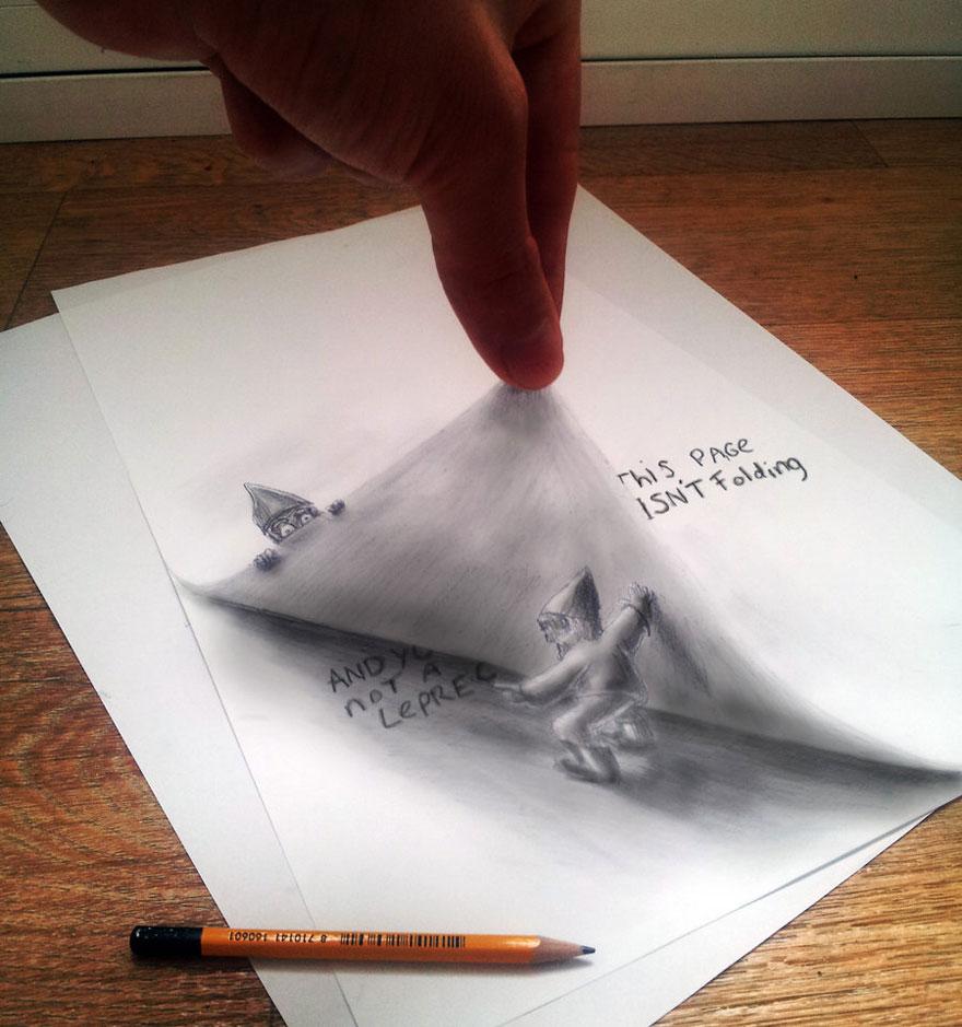 Рисунок гномов