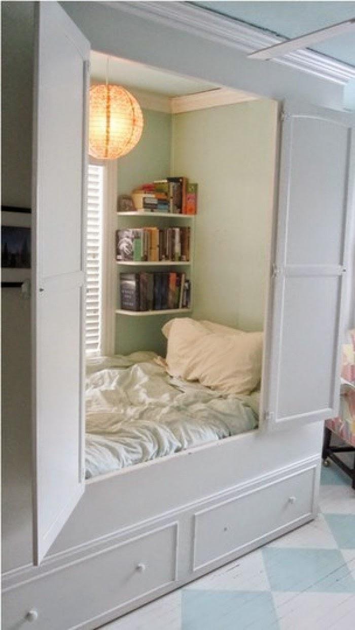 Спальная ниша
