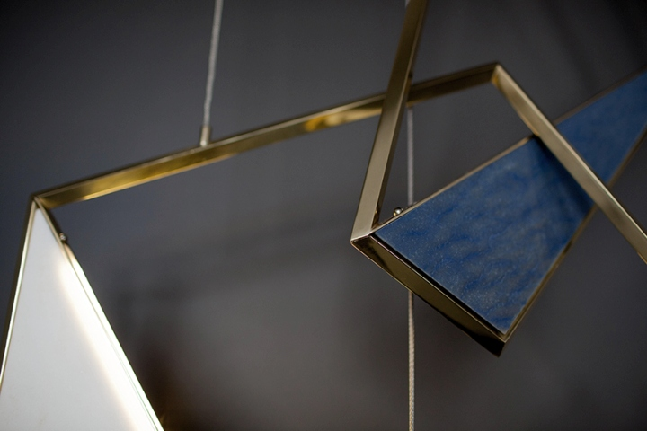 Креативный светильник Tangle от Flip Sellin & Claudia Pineda De Castro