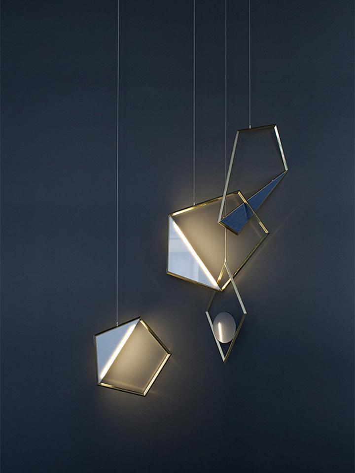 Современный светильник Tangle от Flip Sellin & Claudia Pineda De Castro